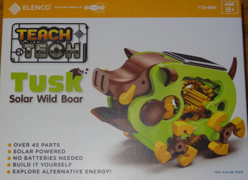 Tusk Solar Wild Boar Teach Tech Kit