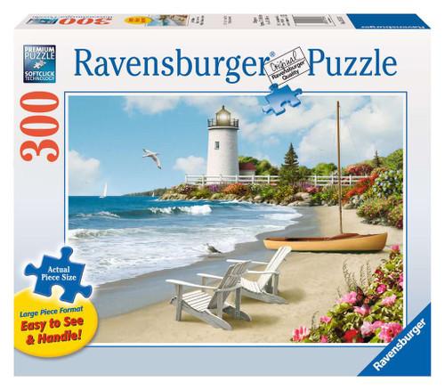Sunlit Shore Puzzle