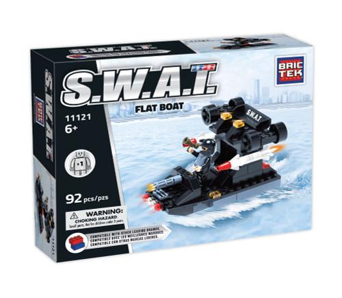 SWAT Flat Boat BricTek
