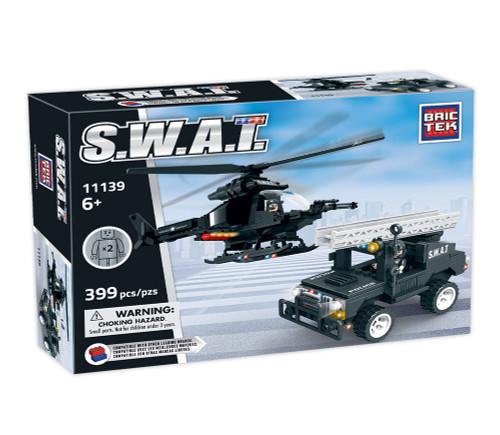 SWAT Bundle 2 Pack BricTek