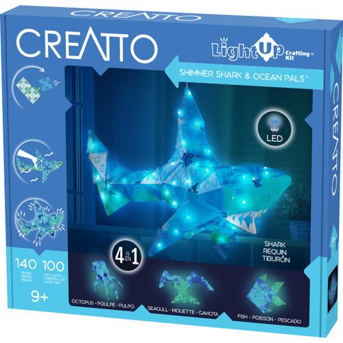 Shimmer Shark & Ocean Pals Creatto