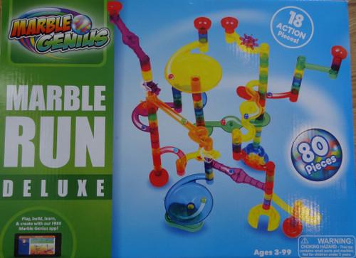 Marble Run Deluxe Marble Genius