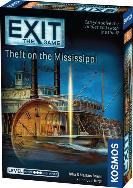 Theft on the Mississippi Exit the Game