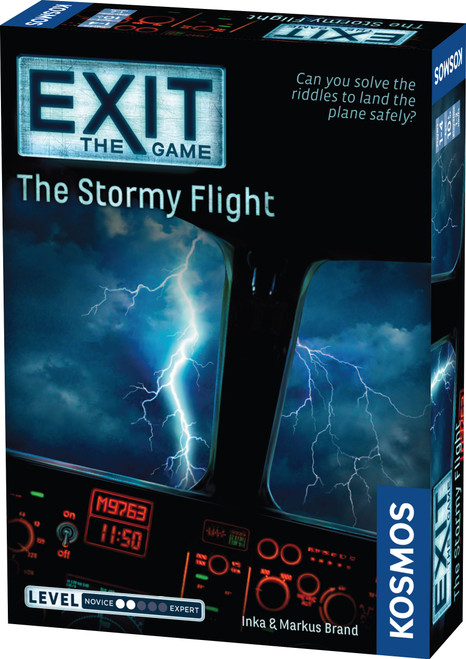 The Stormy Flight Exit the Game