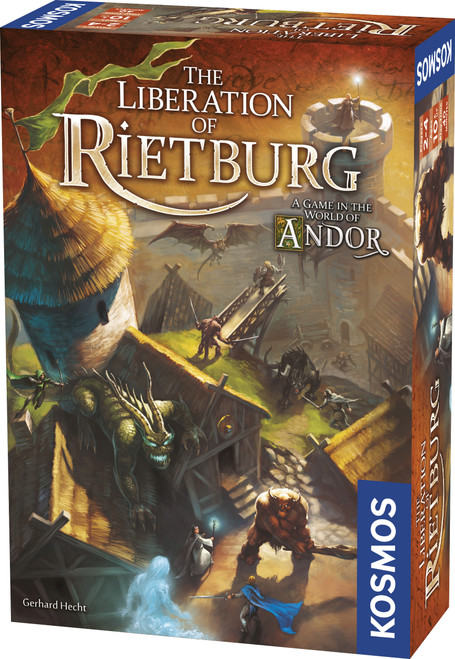 The Liberation of Rietburg Andor Base Game