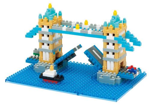 Tower Bridge Nanoblock NBH065