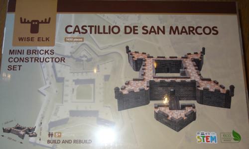 Castillio De San Marcos Castle Wise Elk