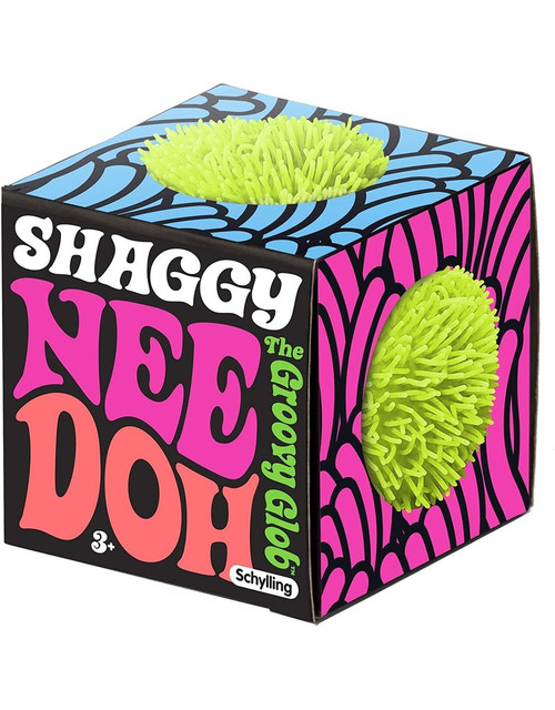 Shaggy Nee Doh Stress Ball