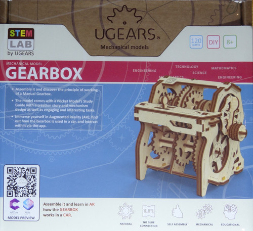 Gearbox STEM Lab UGEARS