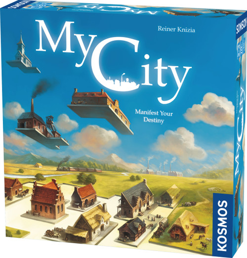 My City Game