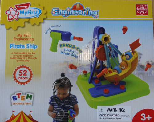 Pirate Ship EduToys