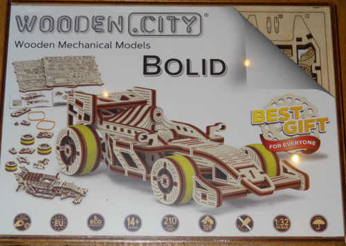 Bolid Wooden City