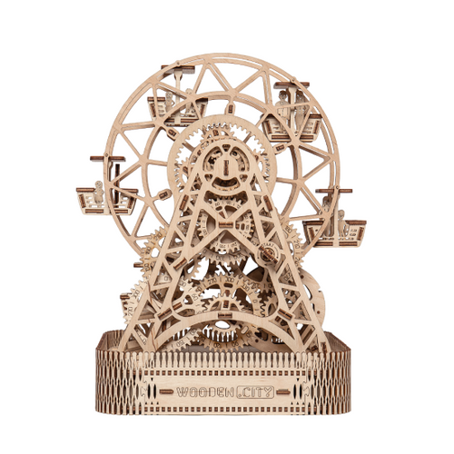 Ferris Wheel Wooden City