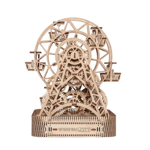 Ferris Wheel Wooden City