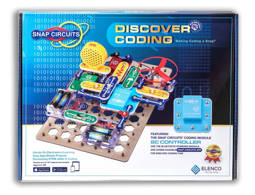 Discover Coding Snap Circuits