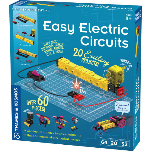 Easy Electric Circuits STEM Experiment Kit