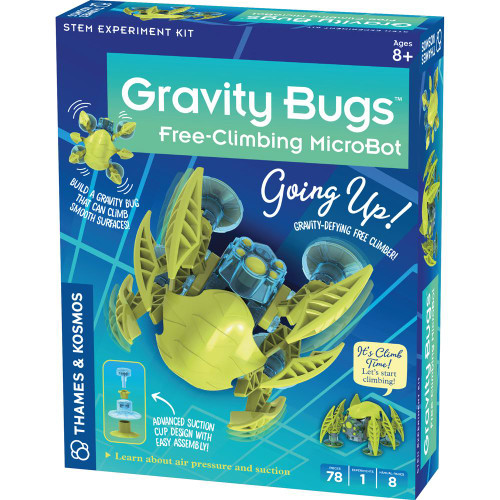 Gravity Bugs STEM Experiment Kit