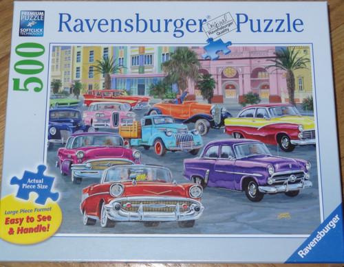 Cruisin' Puzzle