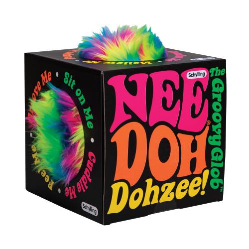 Furry Micro Bead Nee Doh Dohzee Ball