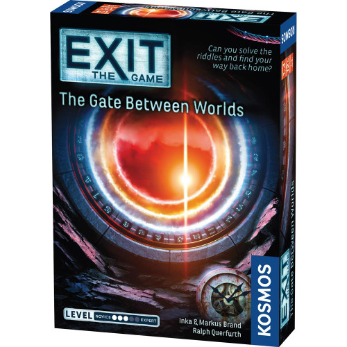 The Gate Between Worlds Exit the Game