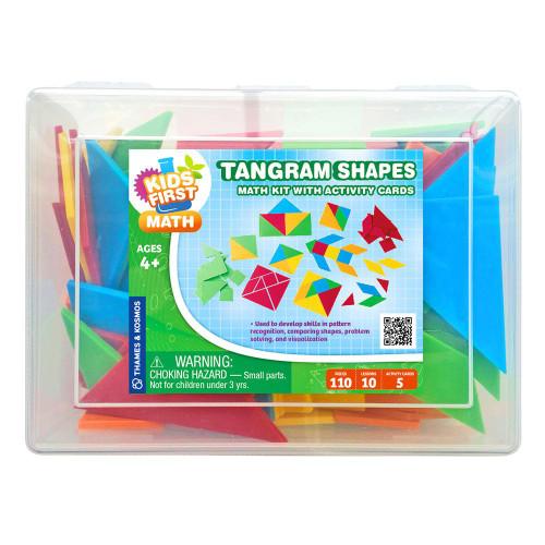 Tangram Shapes Kids First Math Kit