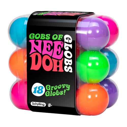 Gobs of Globs Teenie Nee Doh Stress Ball