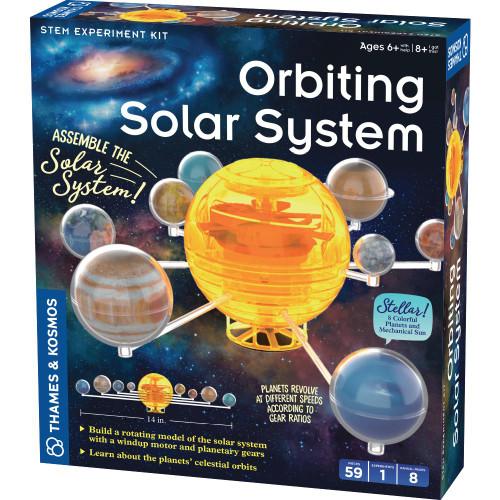 Orbiting Solar System Experiment Kit