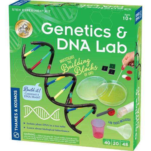 Genetics & DNA Lab STEM Experiment Kit