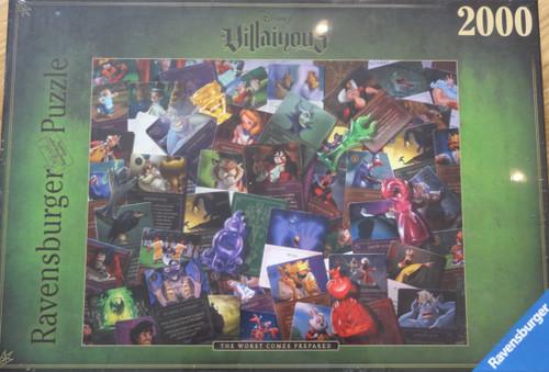 Disney Villainous: All Villains Puzzle