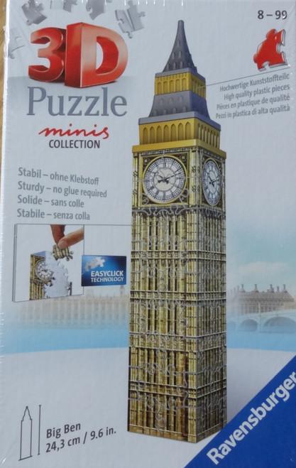 Big Ben Minis Collection 3D Puzzle