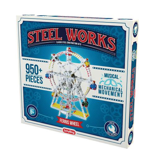 Ferris Wheel Steel Works
