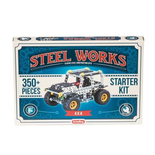 4x4 Vehicle Steel Works