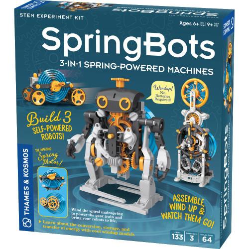 Spring Bots STEM Experiment Kit Kit