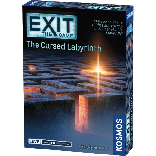 The Cursed Labyrinth Exit the Game