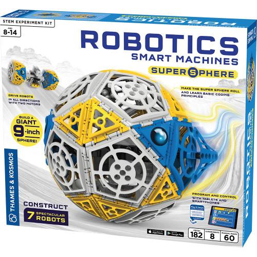 Robotics Smart Machines Super Sphere
