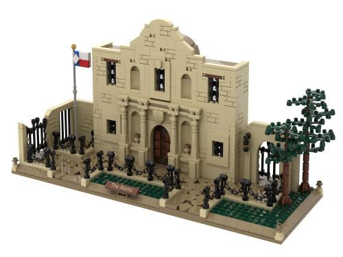 The Alamo The Atom Brick