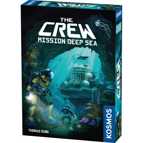 The Crew Mission Deep Sea Game