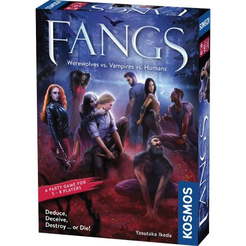 FANGS Game