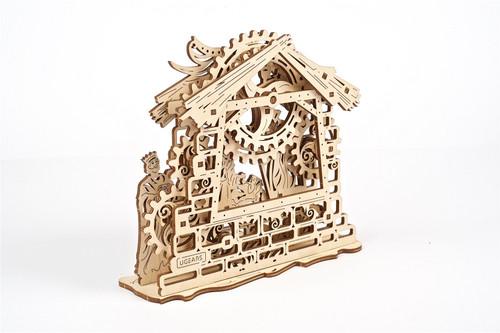 Nativity Scene UGEARS