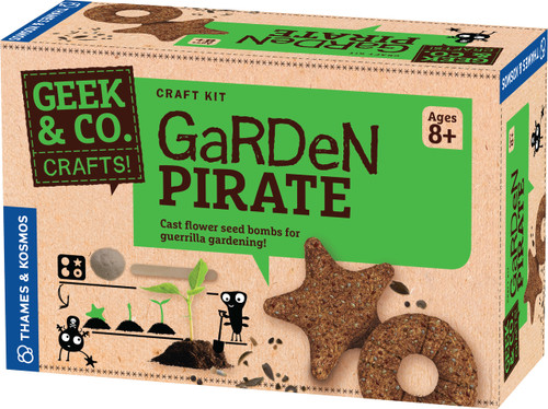 Garden Pirate Geek & Co. Crafts!