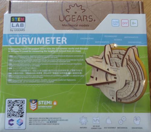 Curvimeter STEM Lab UGEARS