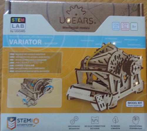 Variator STEM Lab UGEARS