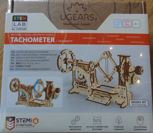 Tachometer STEM Lab UGEARS
