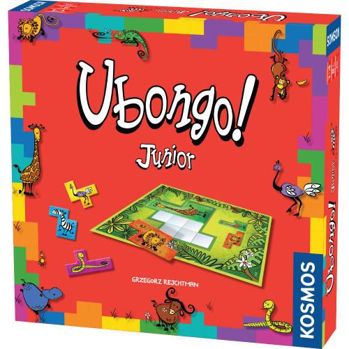 Ubongo! Junior Geometric Puzzle Game