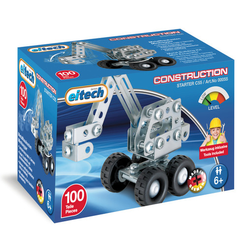 Mini Digger Construction Set Eitech