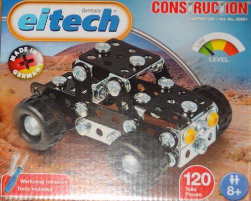 Pickup/Jeep Construction Set Eitech