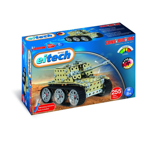 Panzer Tank Beige Construction Set Eitech