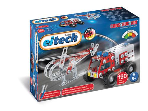 Fire Fighter Basic Set Construction Set Eitech