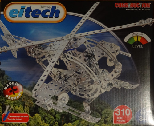Army Helicopter Construction Set Eitech