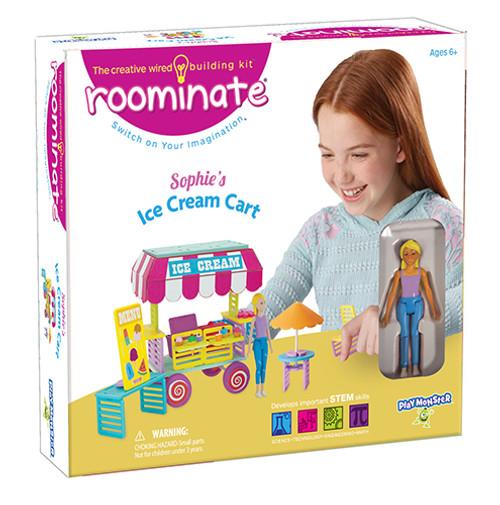 Sophie's Ice Cream Cart Roominate